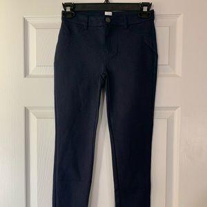 NWT girls blue GAP Kids pants size 10